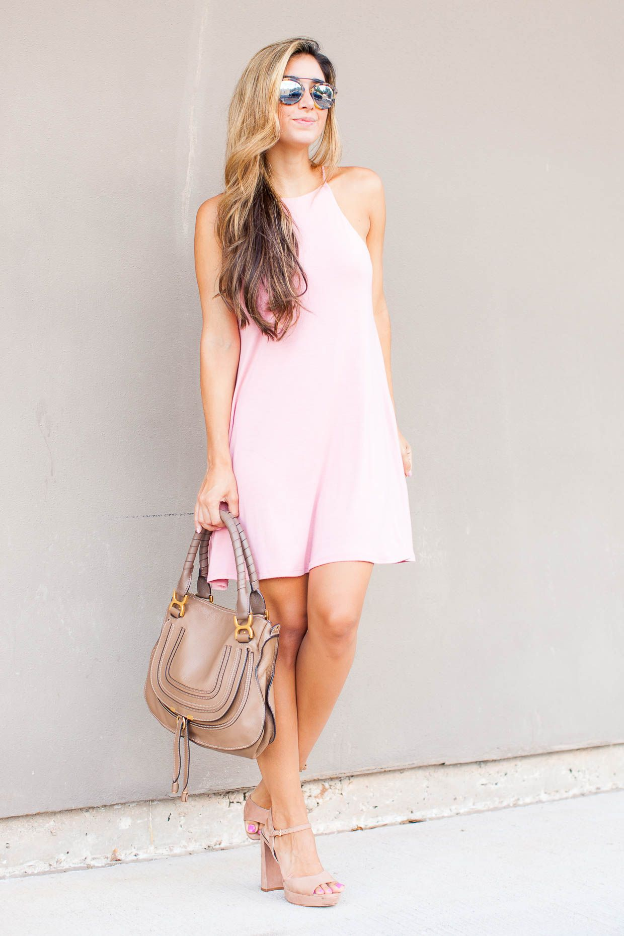 A Little Everyday Dress - The Darling Detail, Jessi Afshin. ♡ SL