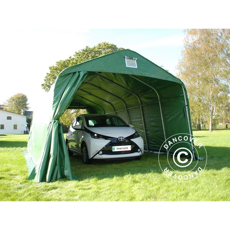 Tente Abri Voiture Garage Pro 3 6x7 2x2 68m Pvc Vert Dancover Tent Home Remodeling Outdoor Gear