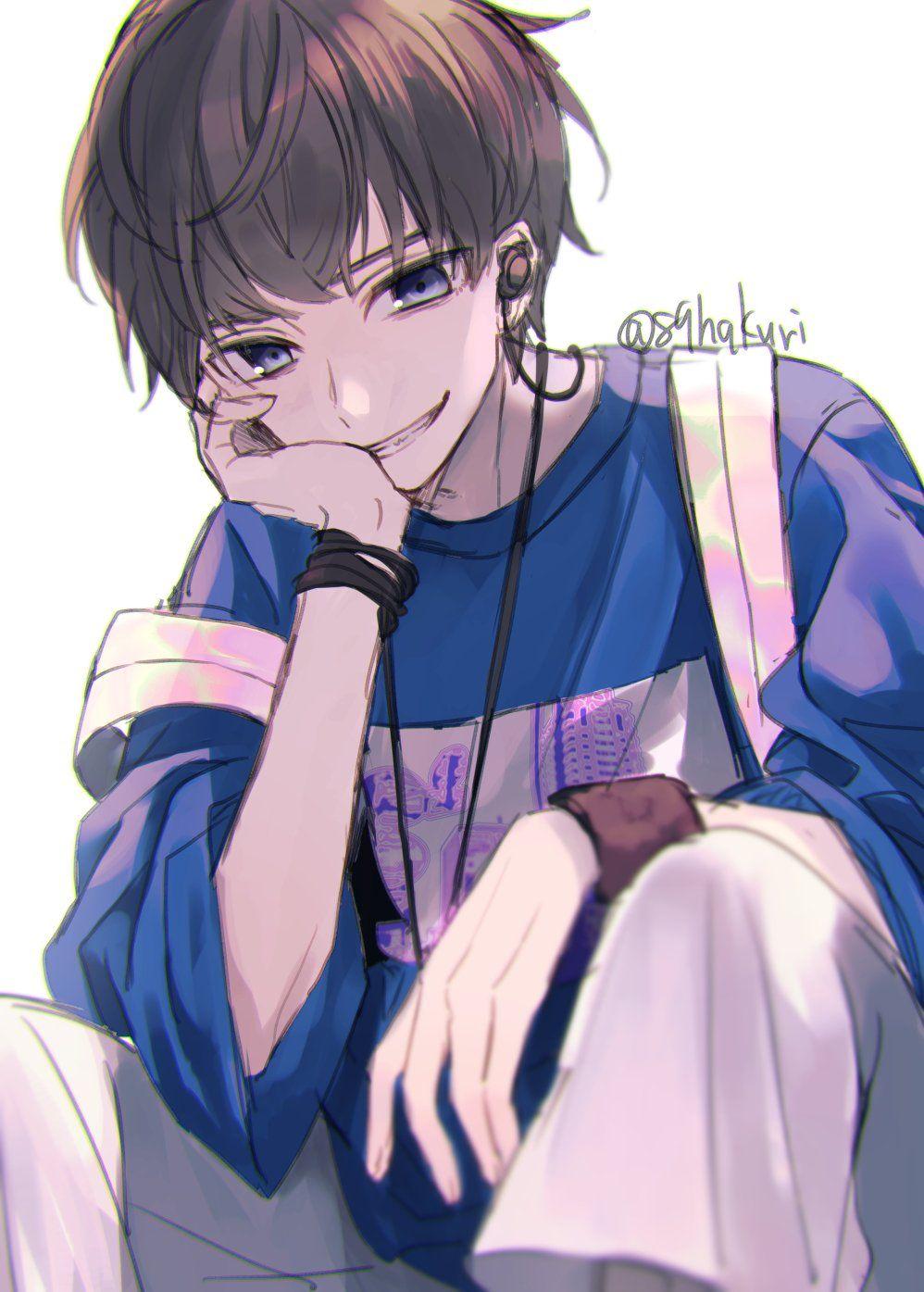 Pin Von Melody Auf Boy In 2020 Anime Boy Zeichnung Anime Jungs Kawaii Anime