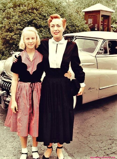 Photo of Christina Crawford  - car