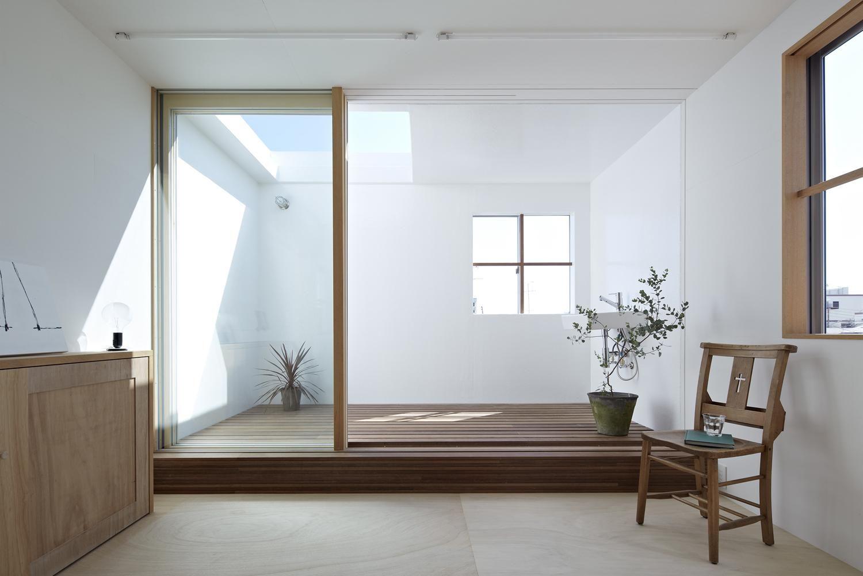 House in itami location kobe japan firm tato architects year
