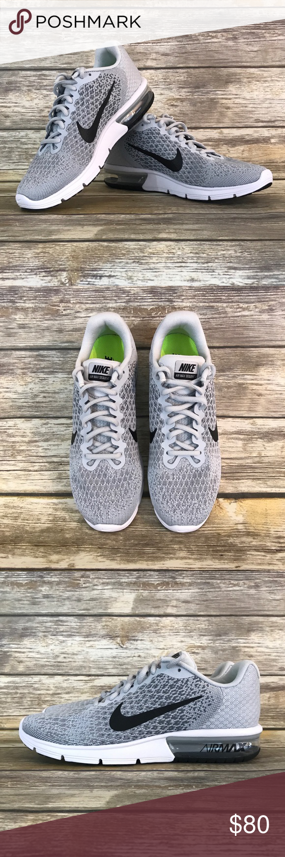 2fab5b6d692086 Nike Air Max Sequent 2 852461-002 ✨Brand New✨ Nike Shoes Sneakers