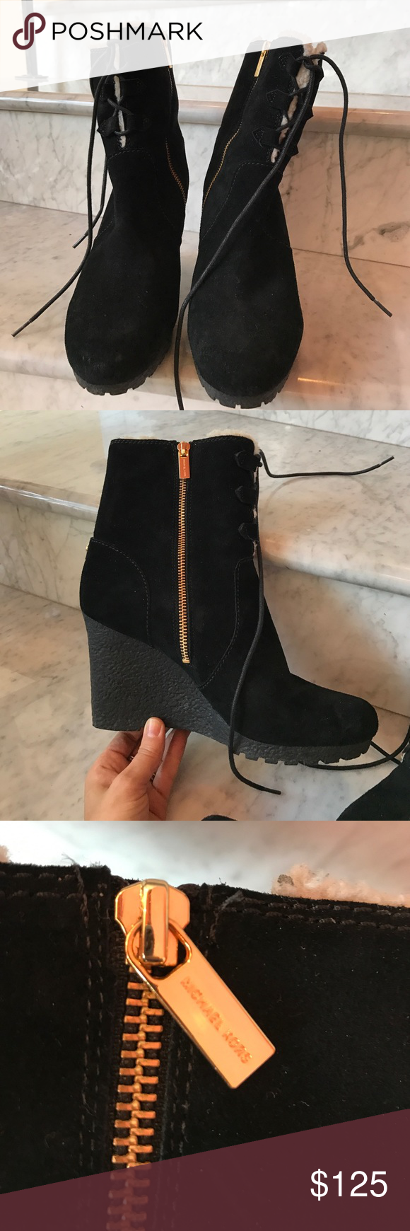 Michael Kors Rory Boot Brand new in box! Michael Kors Shoes Winter & Rain Boots