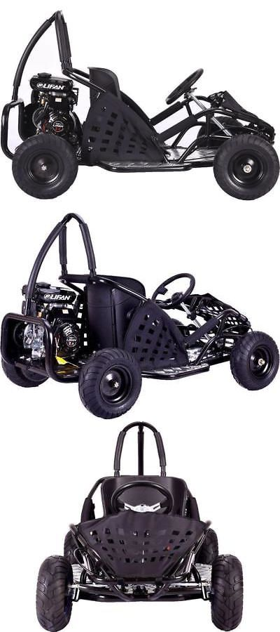 Complete Go-Karts and Frames 64656: Mototec Off Road Go Kart 79Cc ...
