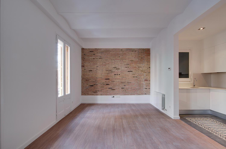 Pin de magda en hol reformar piso dise os de casas y for Casa minimalista barcelona capital
