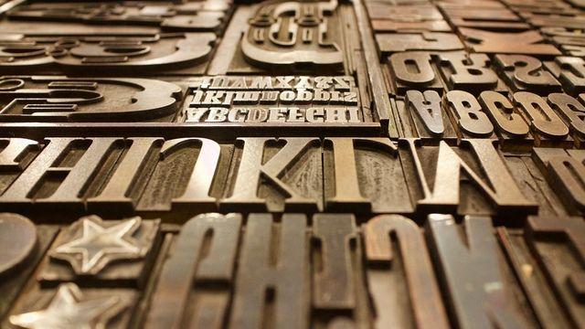 Lettere mobili ~ Caratteri mobili storia della stampa