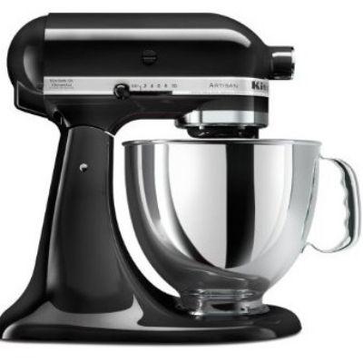 Kitchenaid Ksm150psob 10 Speed Stand Mixer W 5 Qt