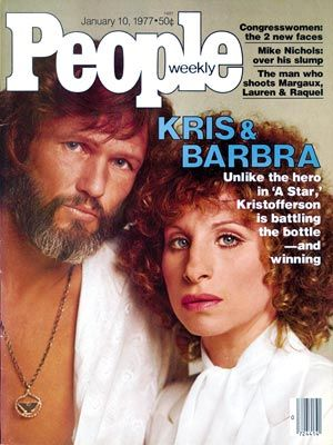 Photo A Star Is Born Movie 1976 Barbra Streisand Cover