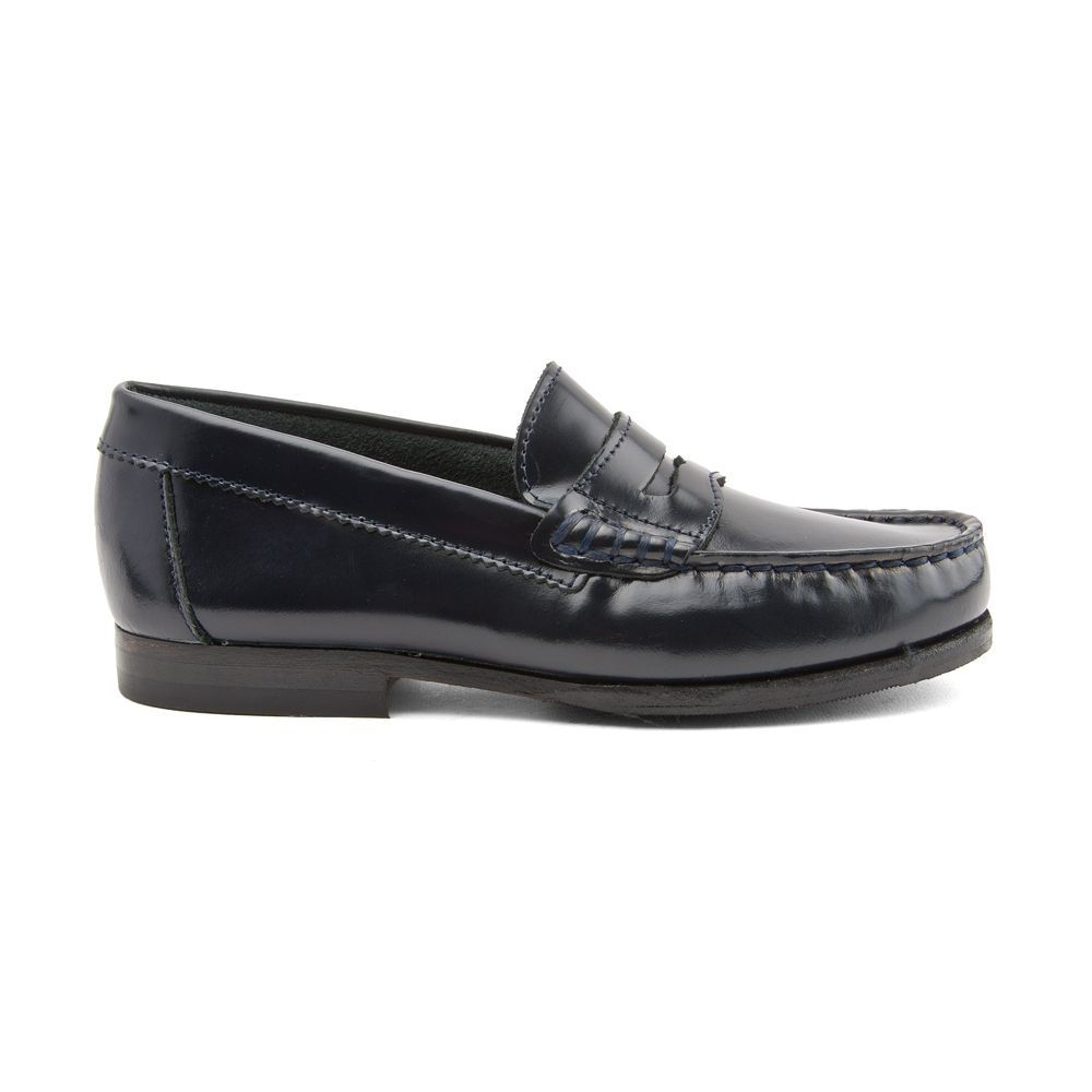 Start-rite Impulsive Girls Black School Shoe