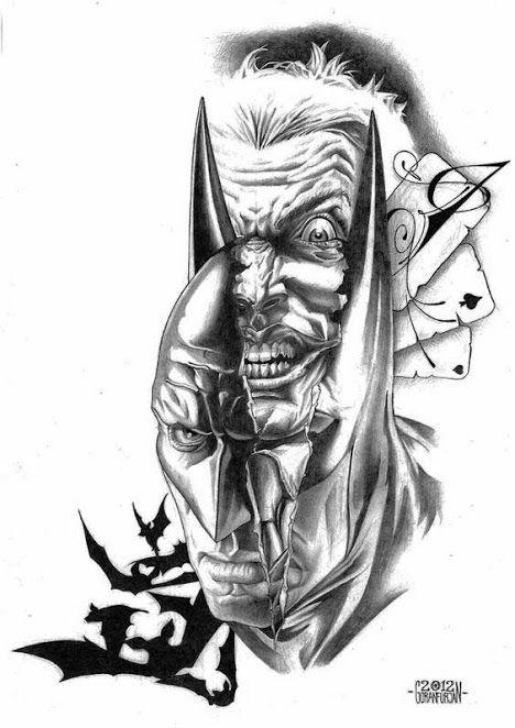 Joker Mask Template Free Printable Papercraft Templates
