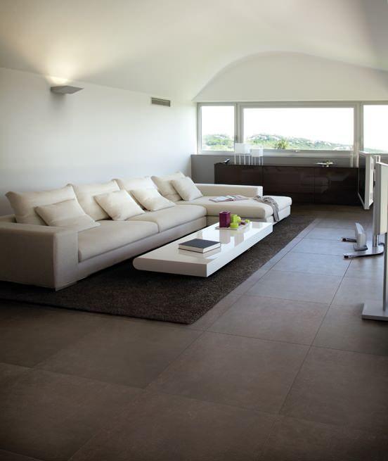 106 Wohnzimmer Fliesen von Cerdomus \u2013 Zona Giorno Kollektion