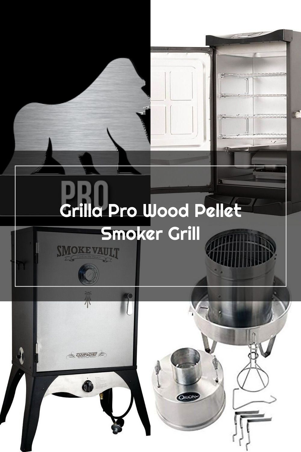 Top Rated Wood Pellet Smoker Grill - Grilla Grills in 2020 ...