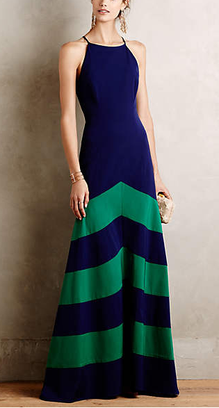 chevron gown | PASSION|For fashion | Pinterest | Gowns, Clothes and ...