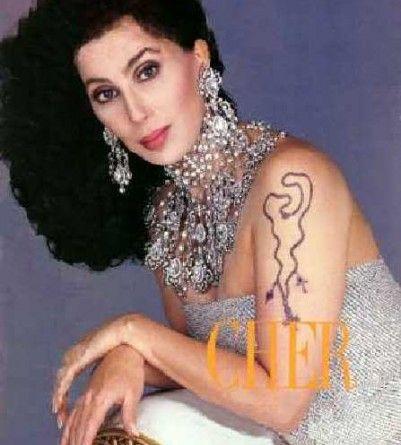 036b5cea6 Cher - Tattoos.net | Brave Skin | Tattoos, Tattoo cream, Tattoo photos