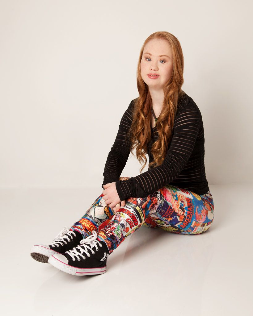 This 18-Year-Old Model With Down Syndrome Is Setting Out ...