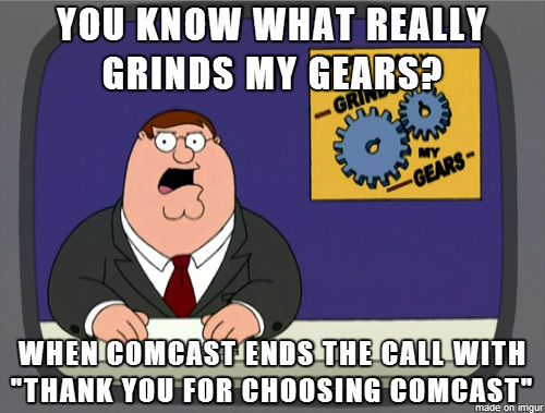 Why Even Comcast Can T Ignore Customer Service Forever Funny Pictures Funny Memes Memes