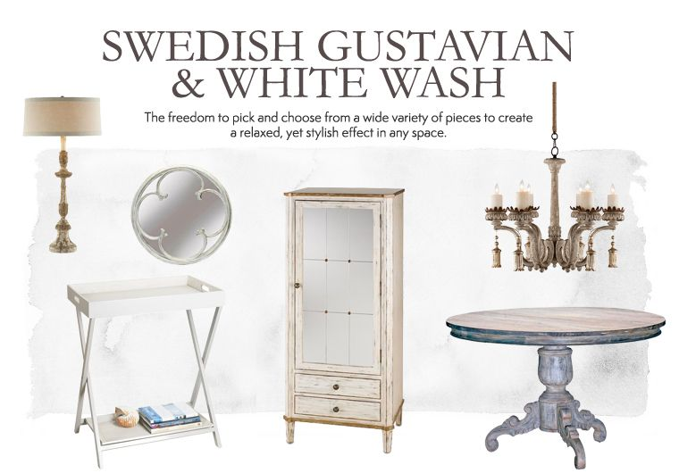 Elegant Simplicity And Classic Upholstery Make Our Collection Of Swedish  Country Furniture An Excellent Choice For Bridging Contemporary And  Traditional ...