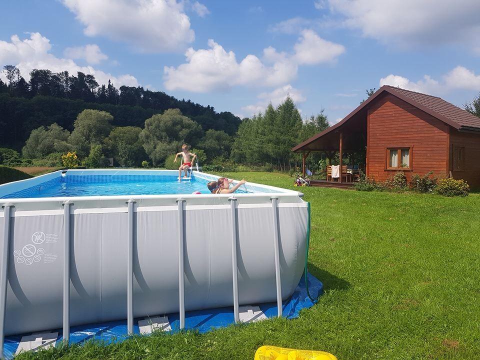 Basen Ogrodowy Intex Ultra Rectangular Frame 732 X 366 X 132 Cm 28366 Full Zestaw 15w1 Z Pompa Piaskowa Ogrodosfera Pl Pool Hot Tub Outdoor