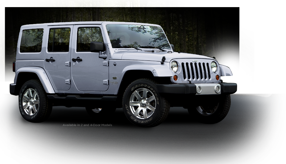 Jeep Models By Year >> My Jeep 70 Anniversary Jeep Wrangler Jeep A Salute To 70