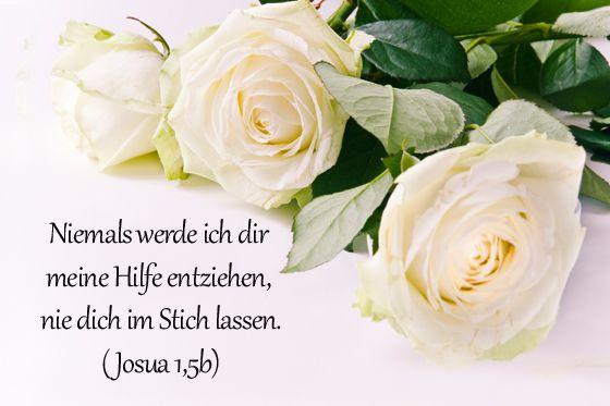 taufsprüche: josua 1,5b   bibelverse, taufspruch und glaube, Einladung