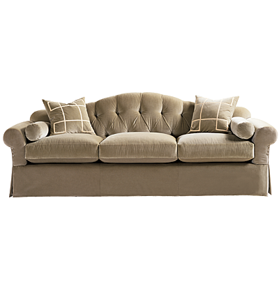 A Camelback Sofa   A More Traditional, Formal Style Made By Thomas  Chippendale In The