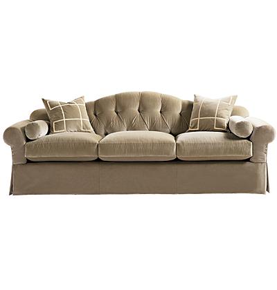 Sofa Styles Modern Furniture Living Room Skirted Sofa Camelback