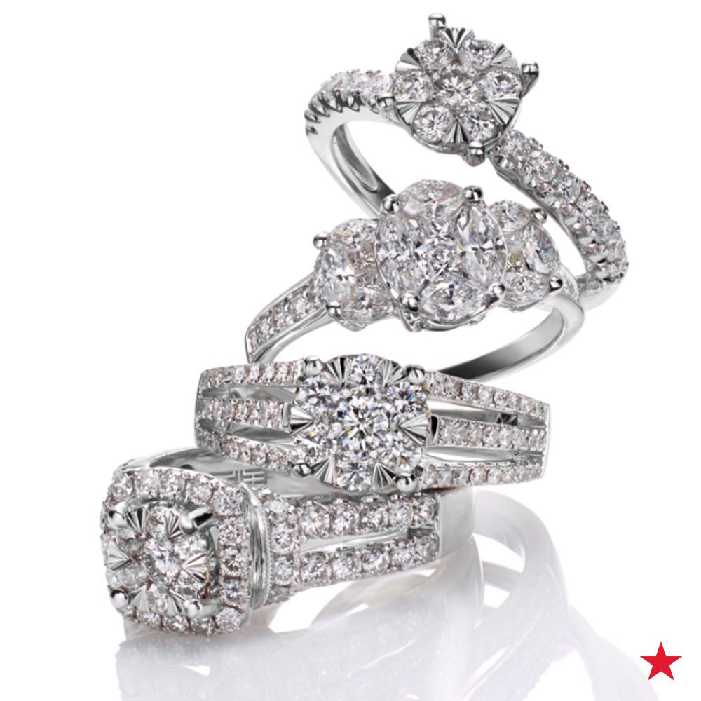 Effy Collection Engagement Ring Womens And Wedding Rings
