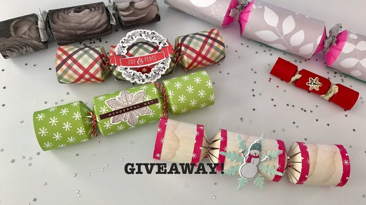 Christmas cracker tutorial giveaway closed christmas crackers christmas cracker tutorial giveaway closed solutioingenieria Image collections