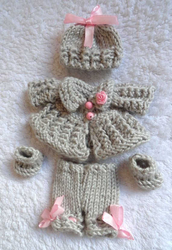 Hand Knitted Dolls Clothes For 65 7 Ooak Doll 20 Ooak Dolls