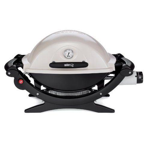 Weber 516501 Q 120 Portable 189 Square Inch 8500 Btu Liquid Propane Gas Grill Propane Gas Grill Gas Grill Gas And Charcoal Grill