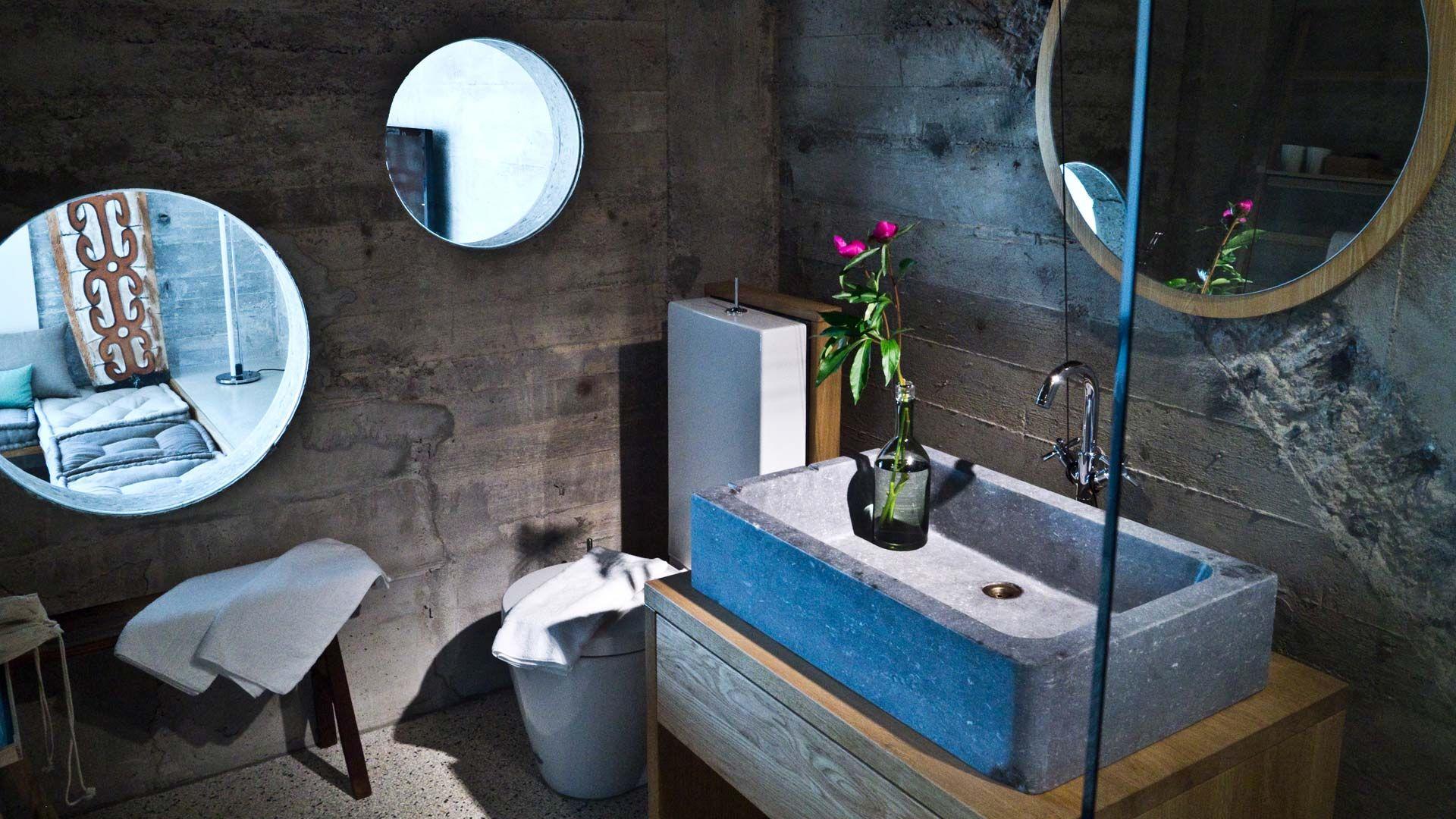 Speicher7 Hotel Mannheim Runde Badezimmerspiegel Hotels Hotel