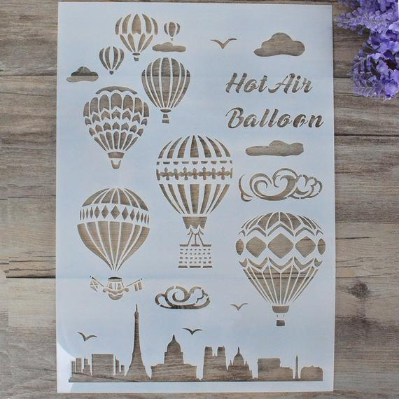 Wall Painting DIY Craft Embossing Template Stamp Scrapbooking Layering Stencils