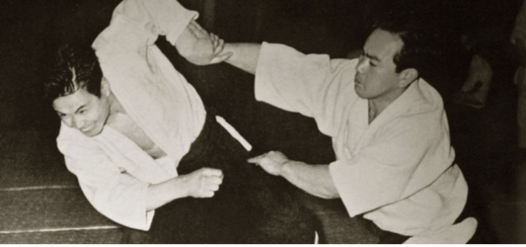 Aikido Master Koichi Tohei