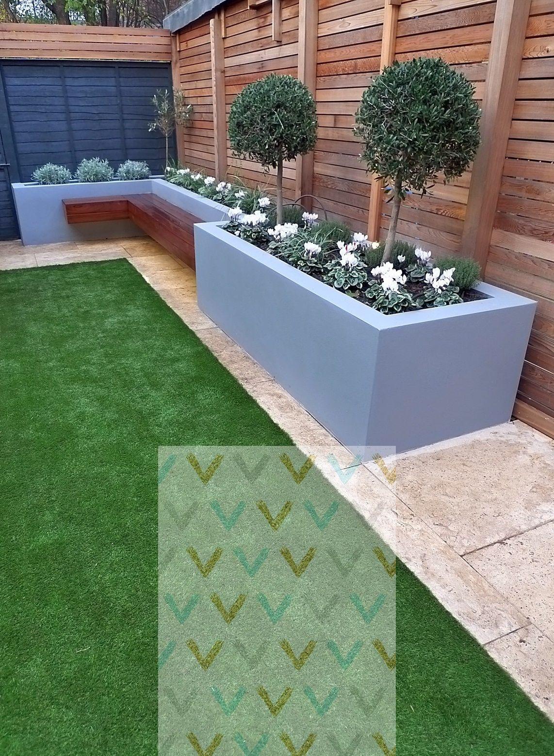11 Exceptional Artificial Plants Balcony Gardens Ideas Modern Garden Design Back Garden Design Small Garden Design