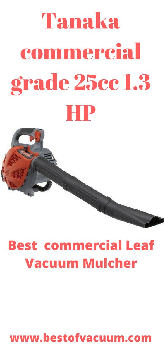 What Is The Best Leaf Vacuum Mulcher In 2020 Best Commercials Vacuums Vacuum Bags