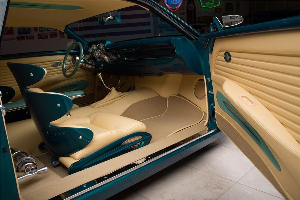 1957 Chevrolet Bel Air Chezoom Custom Barrett Jackson Auction
