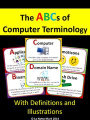 Computer Posters - Multicolor from La-NetteMark on TeachersNotebook.com (16 pages)