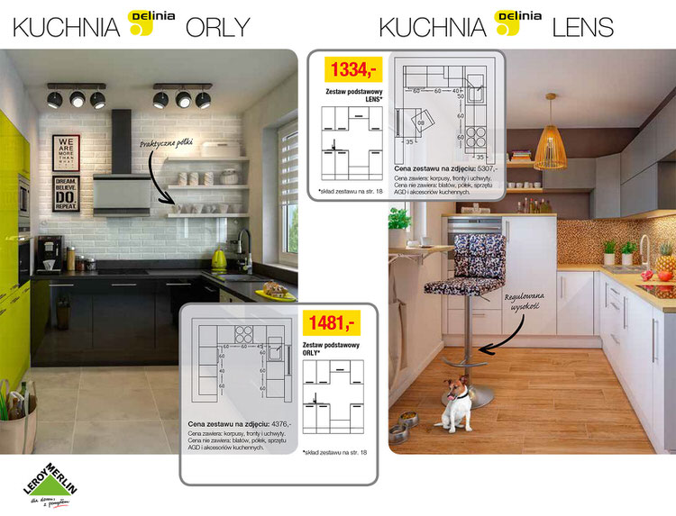 Leroy Merlin Krosno Katalog Kuchnie Strona 8 Merlin Floor Plans