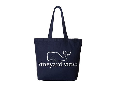 Vineyard Vines Whale Graphic Tote Blue Blaze - Zappos.com Free Shipping BOTH Ways