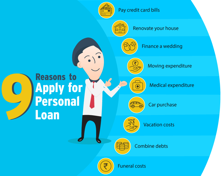 Top 9 Reasons Why People Take A Personal Loan Payday Loans