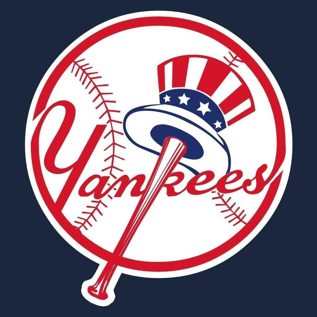 Yankee Fan Since Childhood A Loooooong Time Ago N Forever New York Yankees Logo Yankees Baseball Yankees Logo