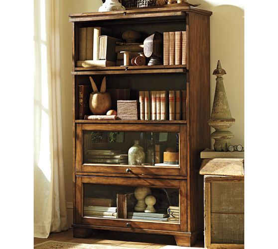 Pottery Barn Kent Bookcase Wish This Came In A Different Finish