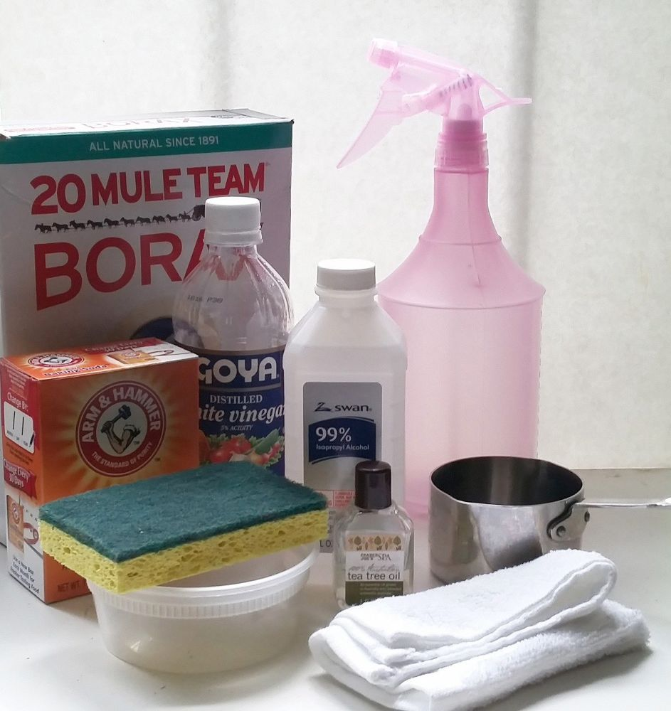 Remove Soap Scum From Shower Doors With 3 Ingredients With
