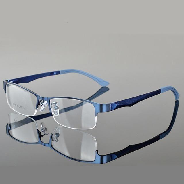c1de9103fe SOZOTU Optical Eyeglasses Frame Women Men Computer Glasses Spectacle Half  Frame For Women s Transparent Female Male Oculos YQ108