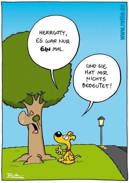 Pin von heiko reeg auf baum pinterest lustig witzig - Baum comic bilder ...
