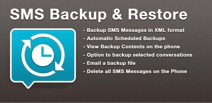 Sms Backup Restore Pro Sebuah Aplikasi Android Yang Memungkinkan Anda Untuk Melakukan Backup Terhad Iphone Information Iphone Life Hacks Android Phone Hacks