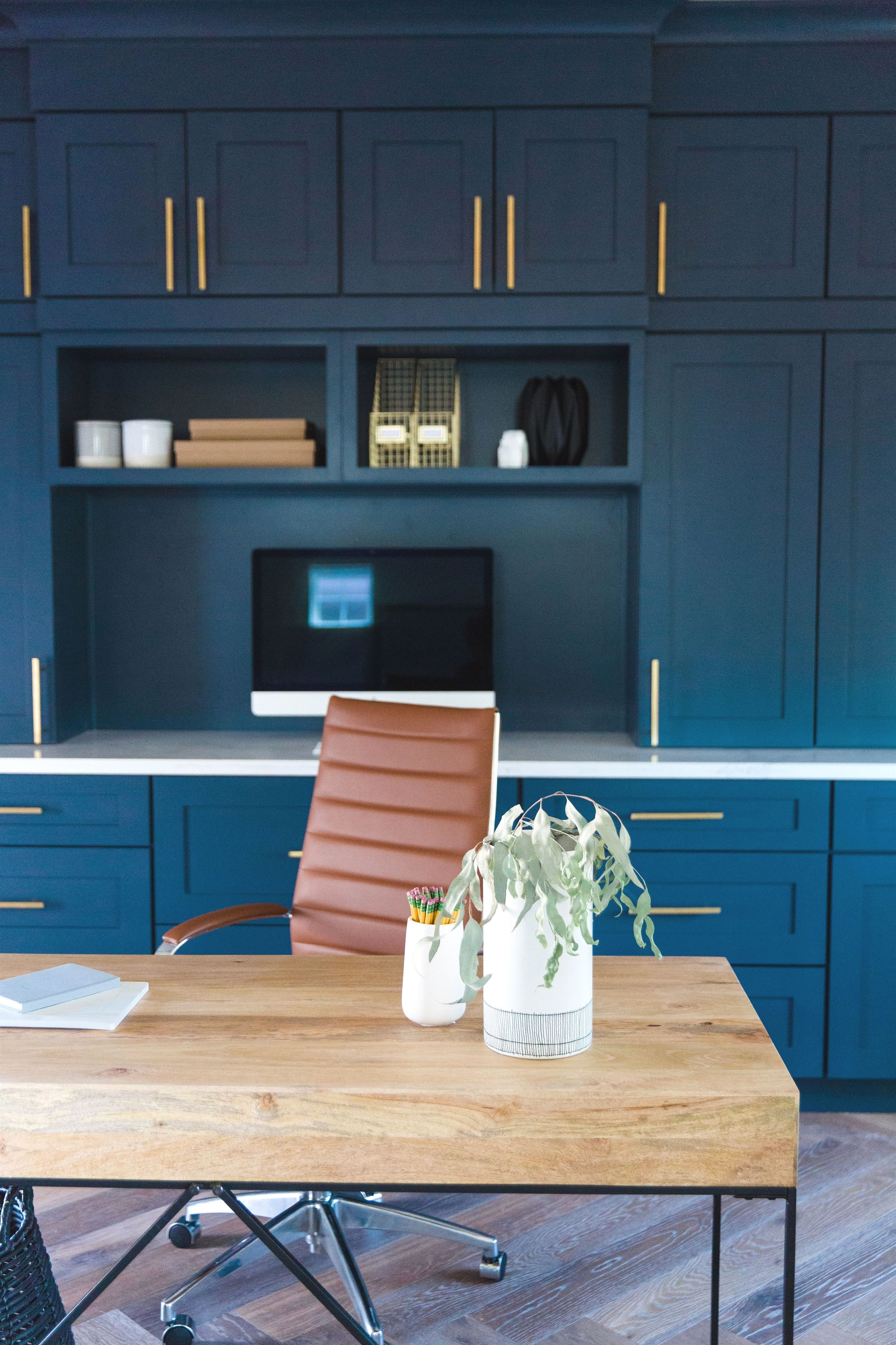 30 Best Home Office Designs For Your Inspiration Cool Classic And Modern Home Office Cabinets Home Office Design Modern Home Office Desk