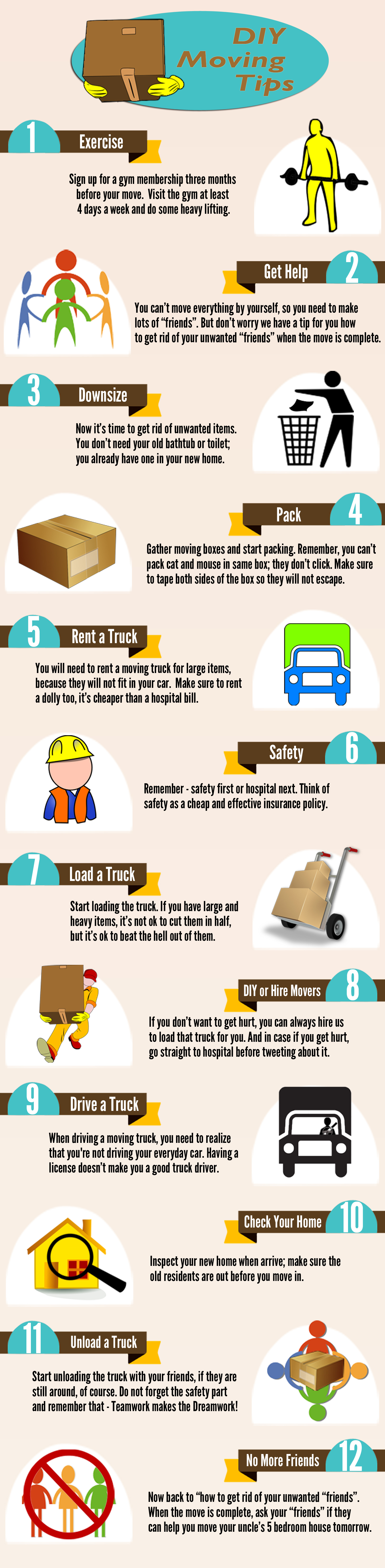 Funny Moving Tips Diy Style Moving Tips Diy Moving Moving House Quotes