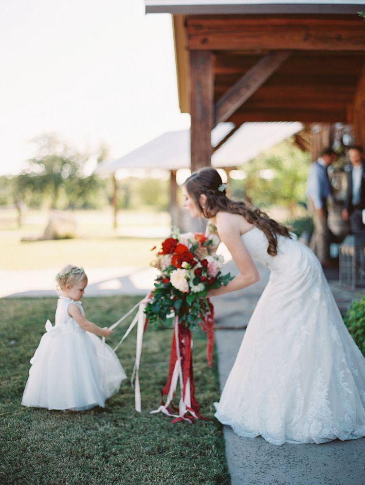 meredith and josh...perfect romantic wedding | Barn ...