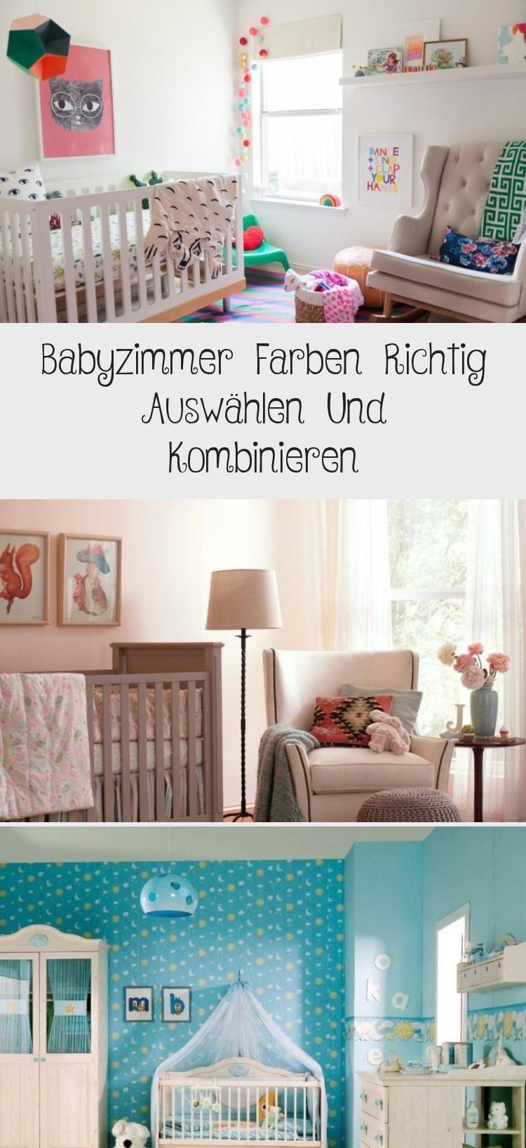 Babyzimmer Farben Richtig Auswahlen Und Kombinieren In 2020